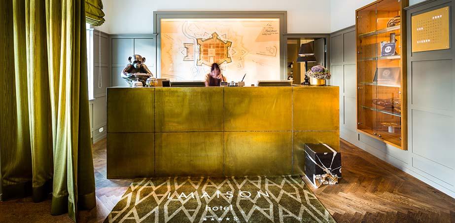 Nicolay Design - La Maison Hotel