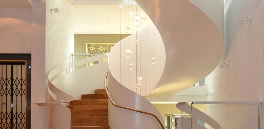 Nicolay Design - Treppe La Maison Hotel